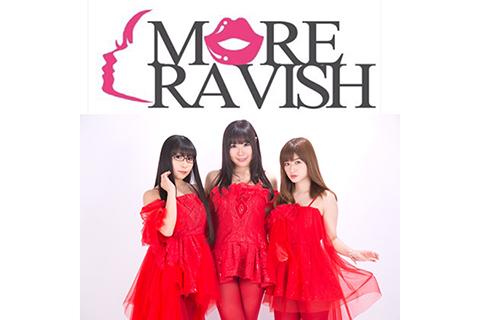 MORE RAVISH